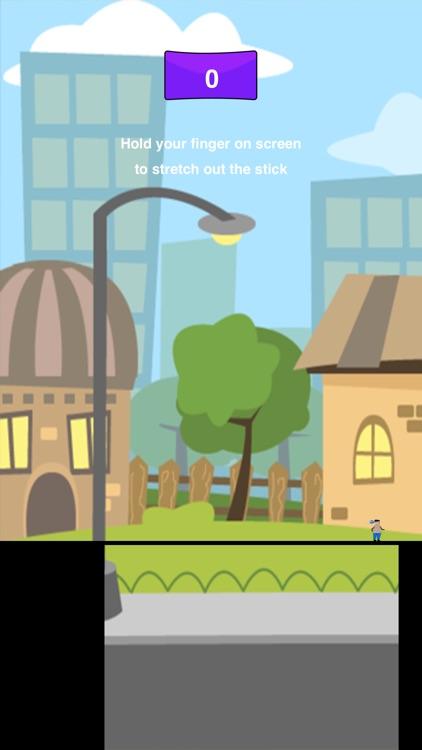 Don't Stop the Ninja Kid Run - Endless Arcade Hopper screenshot-4