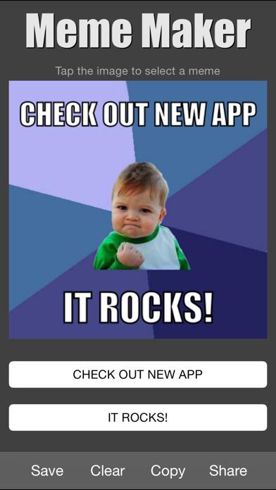 Meme Maker review screenshots