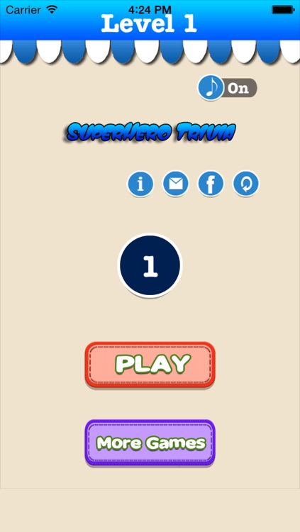Superhero Trivia Game- How well do you know your Superheroes? screenshot-3