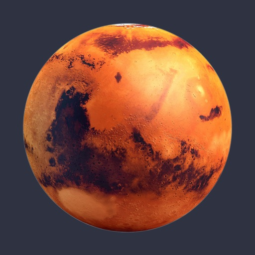 Mars Information: the Red Planet atlas