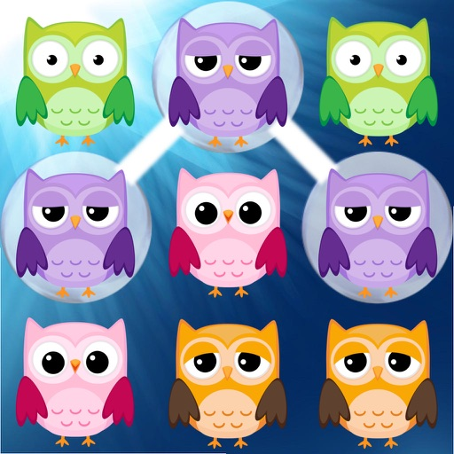 Swipe Owls icon