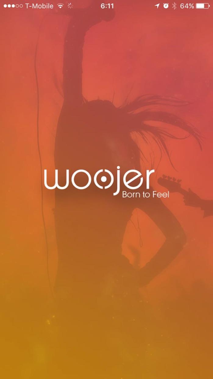Woojer - Born to FEEL! Screenshot