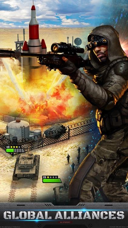 Mobile Strike screenshot-3