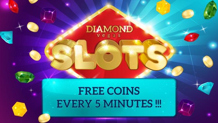 Diamonds of Vegas - Slot Machine with Bonus Games