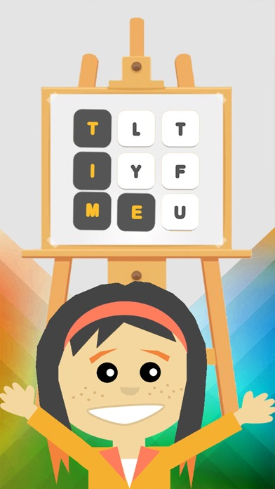 Word Cookies For Brain Teasers & Whizzle Search app image