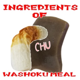Ingredients of Washoku Meal