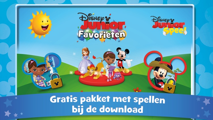 Disney Junior Speel screenshot-0