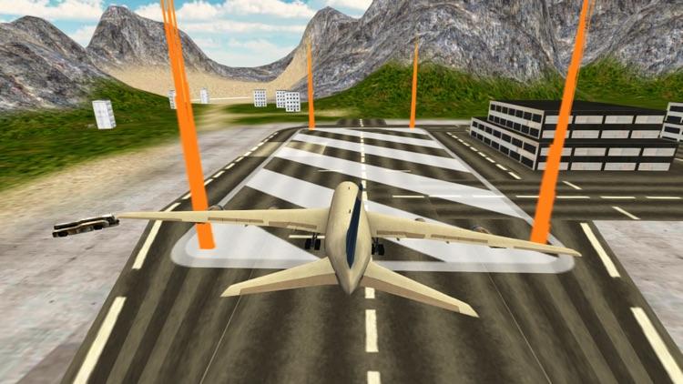 Fly Plane: Flight Simulator 3D screenshot-3