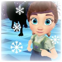 3D Elsabeth Queen & Annastasia Ice Game