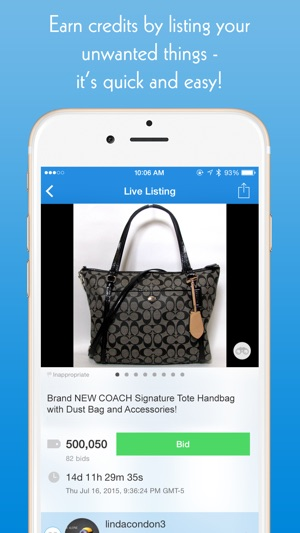 Listia: Buy, Sell, and Trade on the App Store