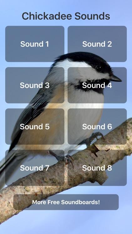 Chickadee Sounds