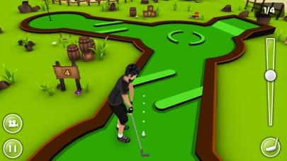 Mini Golf Game 3D Plusのおすすめ画像1