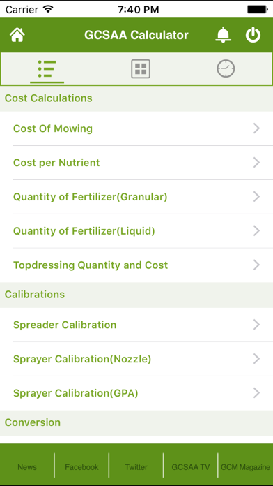 GCSAA+ App Download - Android APK
