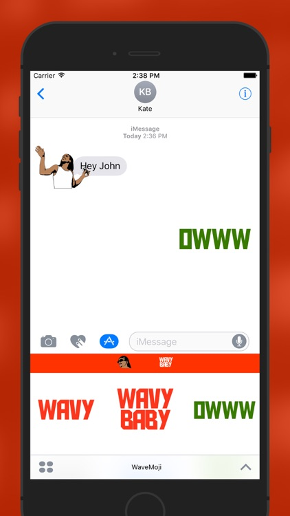 Wavemoji screenshot-1