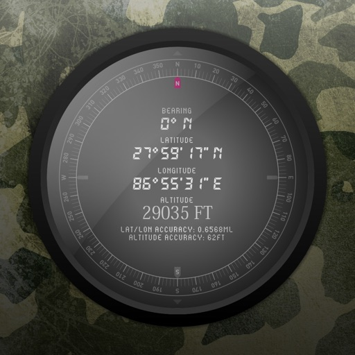 GPS Compass for Ranger