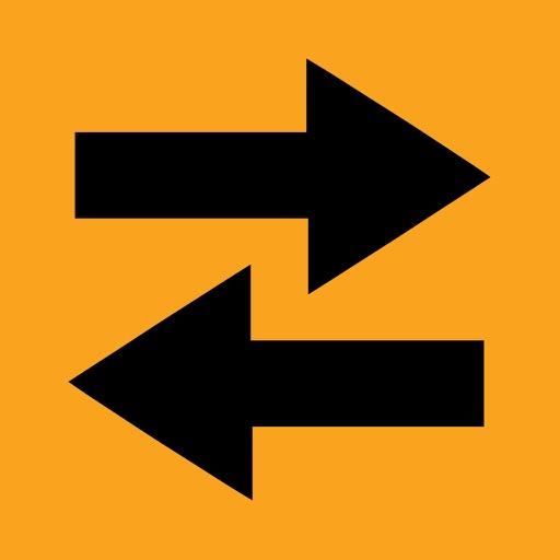 Swipe The Arrows icon