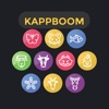 Animal Stamp Stickers by Kappboom