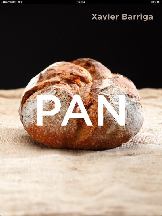 PAN y otras recetas de Xavier Barriga