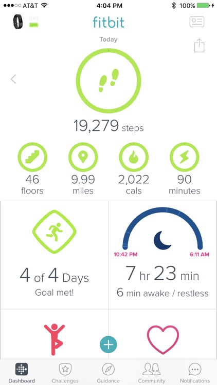 Fitbit screenshot-0
