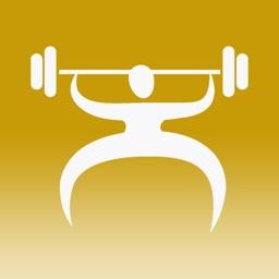 60 Day Workout Tracker Hard Core