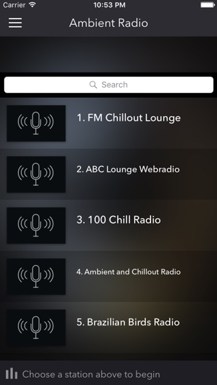 Ambient Radios - Chillout Music FM (Lounge Club)