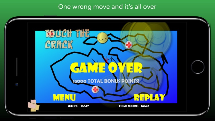 Touch The Crack screenshot-3