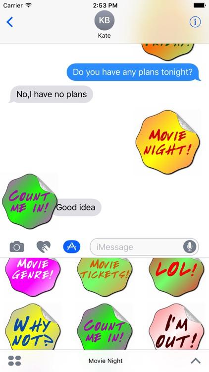 Plan Movie Night screenshot-3