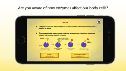 Enzymes and its Properties Screenshot 2