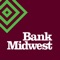 Securely access your accounts with Bank Midwest Mobile
