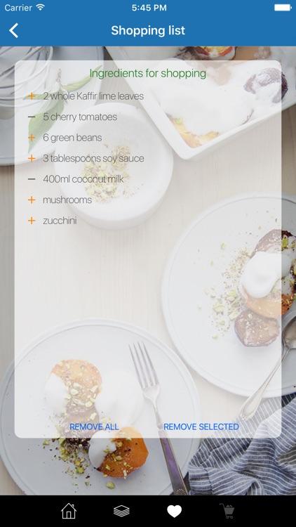 Thai Recipes for You! screenshot-3