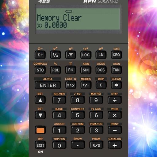 HP 42S Calculator RPN Scientific 1988   Apps   148Apps Mathway Base Calculator on