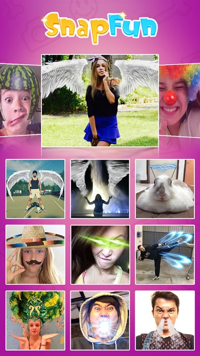 Screenshot #6 for SnapFun Pro -  full featured