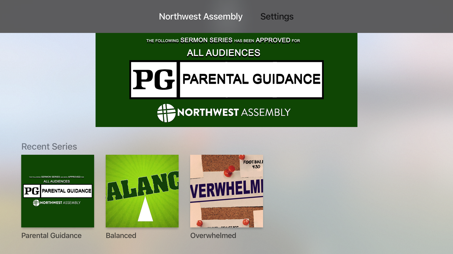 Northwest Assembly screenshot 7
