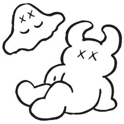UAMOU's sticker