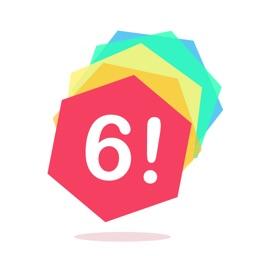 6 Flip! - The Six Block Puzzle
