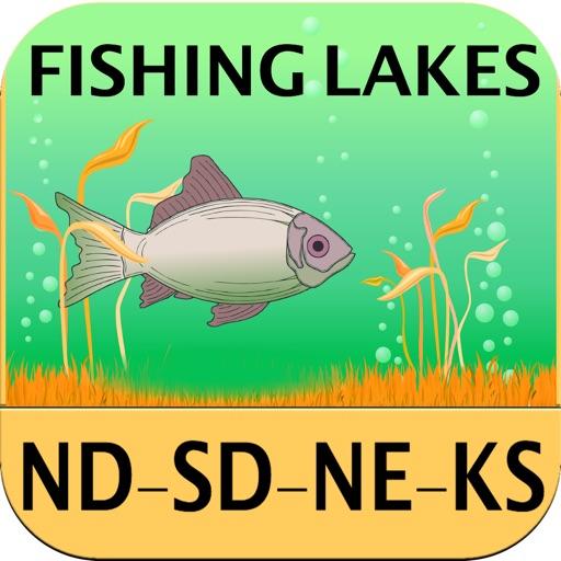 North Dakota, South Dakota, Nebraska, KS – Fishing