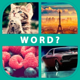 4 pics - quiz - free game guess words