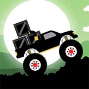 怪物卡车-越野车山地爬坡运货游戏