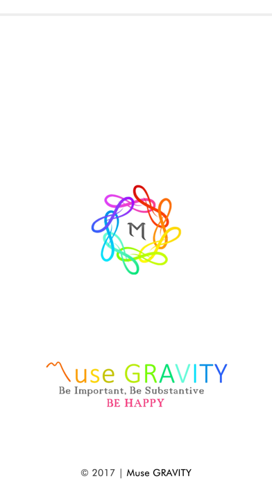 Muse GRAVITY screenshot one