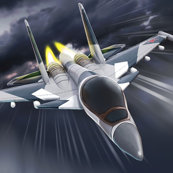 Iron Fleet Free: Air Force Jet Fighter Plane Game