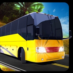 3D City Bus Driver and Parking Simulator 2017