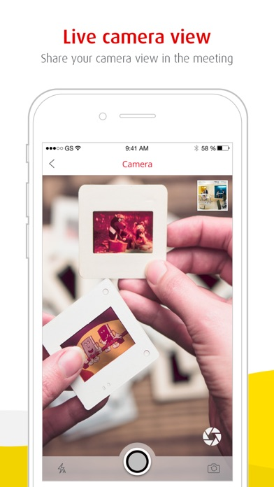 Screenshot for ClickShare in Austria App Store