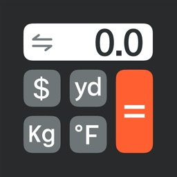 The Converter - Currency, Miles, Inches & more..