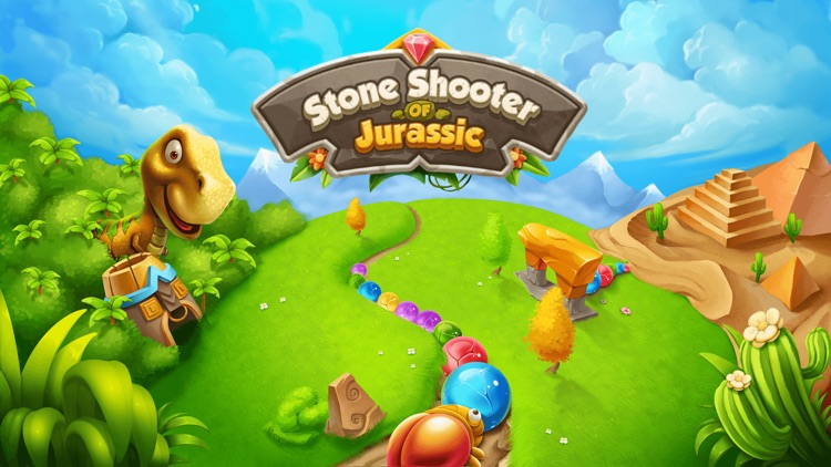 Stone Shooter of Jurassic