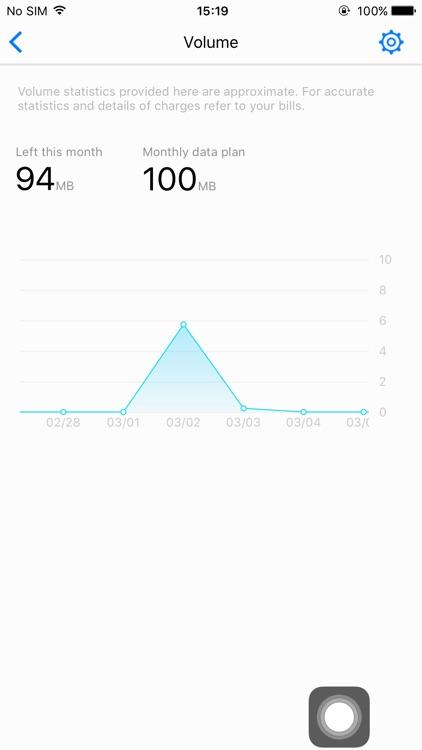 HUAWEI HiLink (Mobile WiFi) screenshot-3