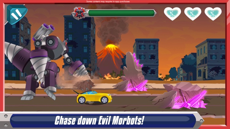 Transformers Rescue Bots: Disaster Dash - Hero Run screenshot-4