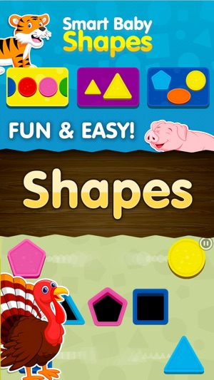 Ipad Games For Toddlers >> Shapes Toddler Kids Games Baby Boys Learning Free On The App Store
