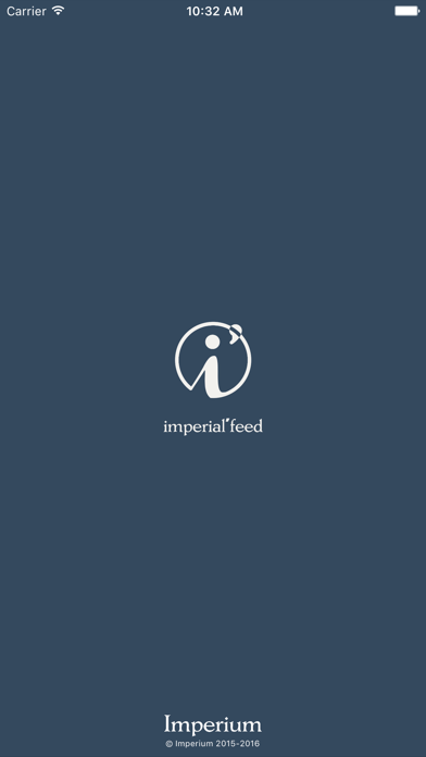Imperial'Feed