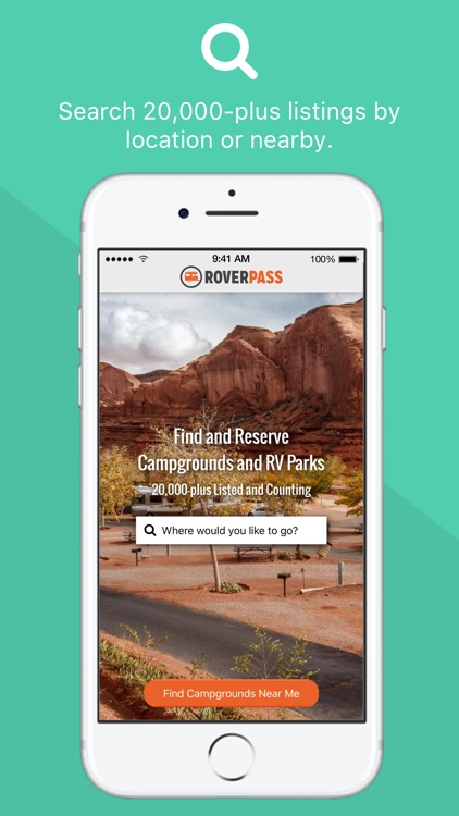RoverPass: RV Parks & Camping
