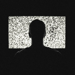 Coub TV - video loops in front of old TV
